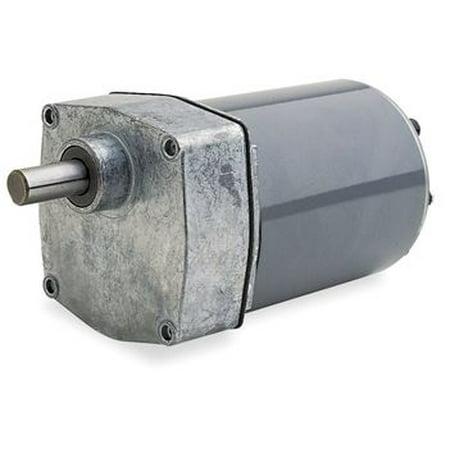 Dayton Model 4Z613 Gear Motor 154 RPM 1/25 hp 115V 60/50HZ.