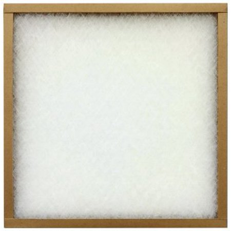 Continuous Flow Air - 20x20x1, Percisionaire Ez Flow Ii Front Panel Merv 4, 10055.012020, Pack12, Fbrgl 20X20X1 Air Filter..., By Precisionaire Ship from US