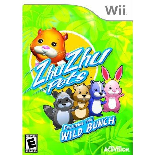Zhu Zhu Pets: Wild Bunch (Wii)