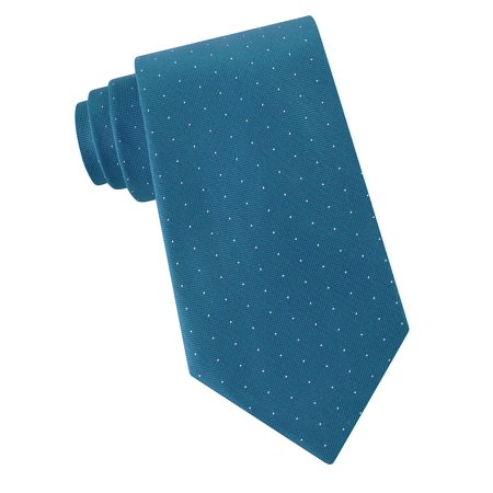 Dotted Silk Tie -