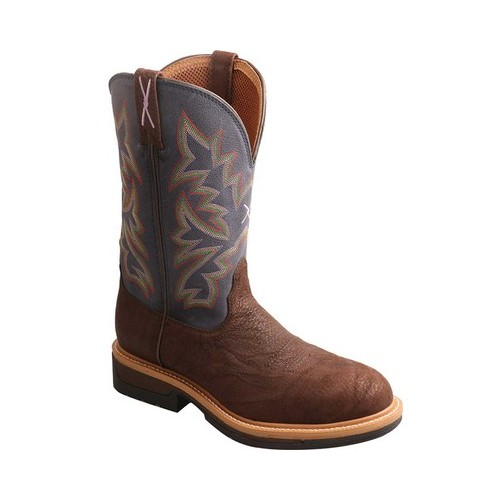 Men's Twisted X Boots MLCC004 Lightweight Composite Toe Cowboy Work Boot