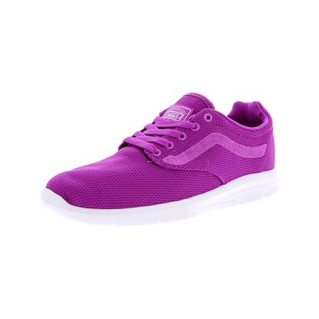 Vans Iso 1.5 Mesh Neon Purple Ankle-High Running Shoe - 7M / 5.5M - Unusual Vans Shoes