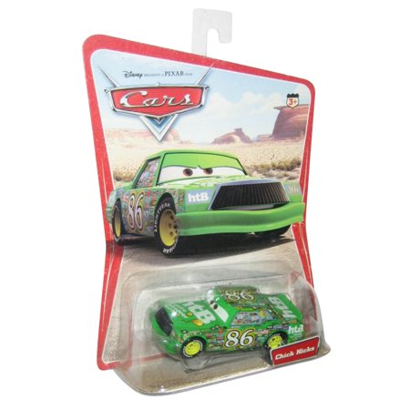 Disney Pixar Cars Movie Chick Hicks Desert Scene Series 1 Die Cast Toy Car