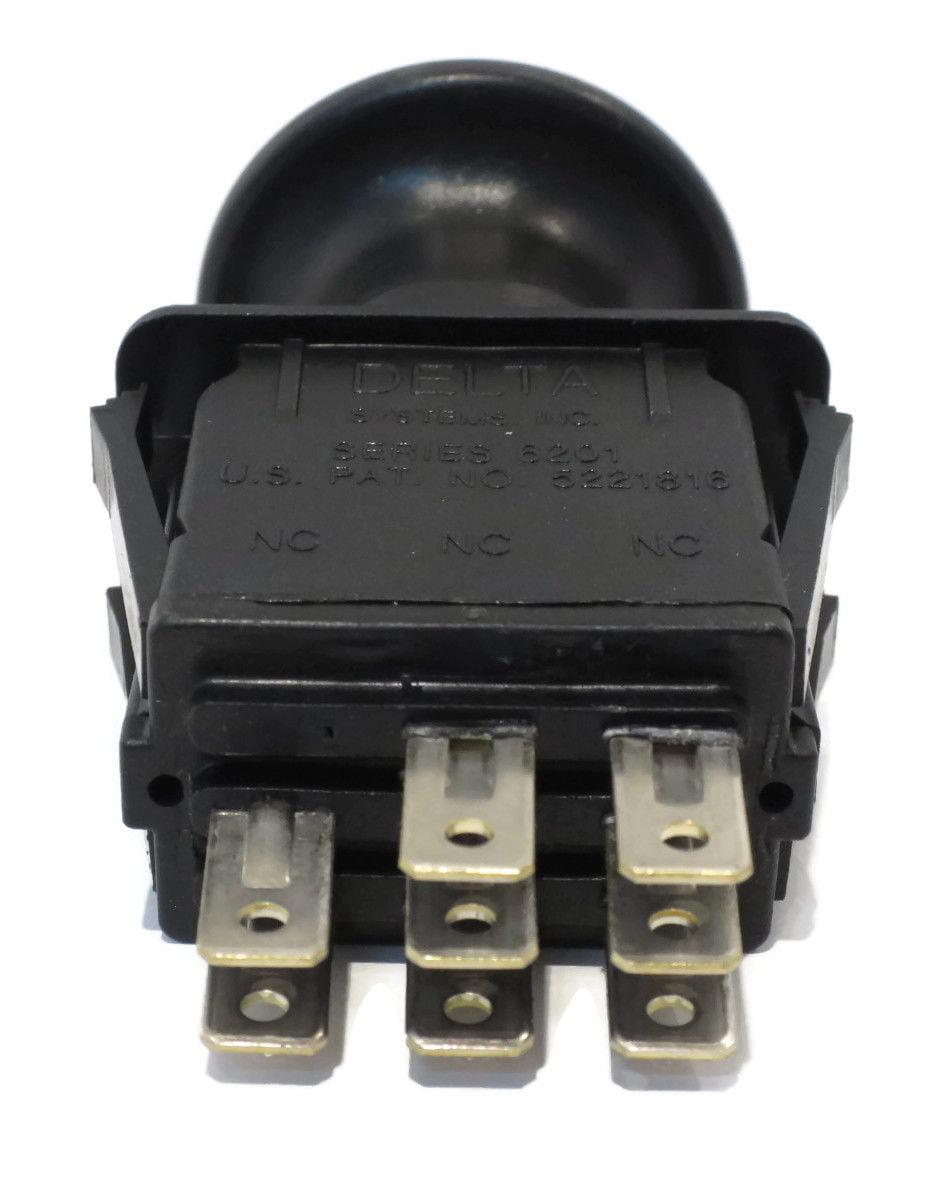 Husqvarna 532 19 61 12 Power Take Off PTO SWITCH AYP 196112 Delta 6201-348
