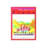 Alfred Basic Piano Course - Technic Book Level 1A