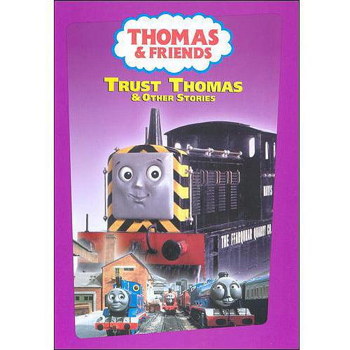 Universal Thomas & Friends: Trust Thoma Dvd Std Ff