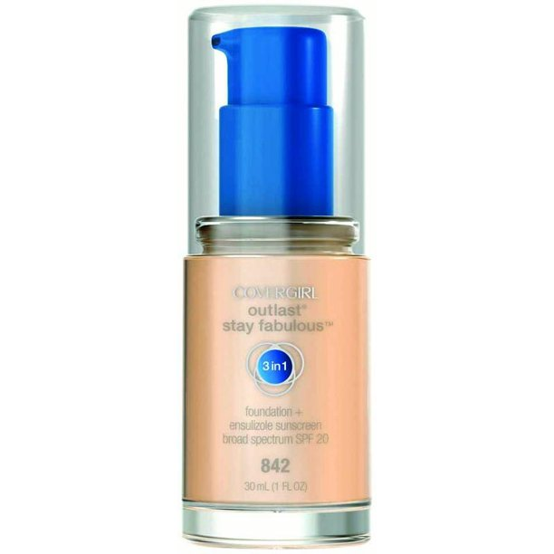COVERGIRL® Outlast Stay Fabulous 3-in-1 Foundation