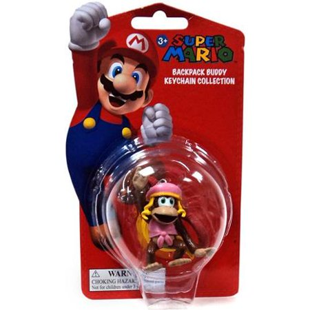 Dixie Kong Costume (Super Mario Backpack Buddy Collection Dixie Kong 2