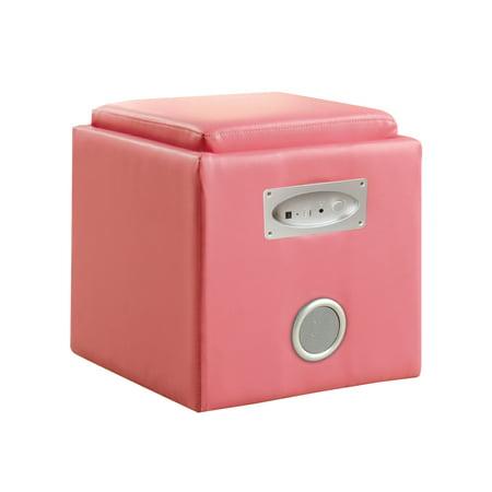 Furniture Of America Neko Bluetooth Speaker Storage