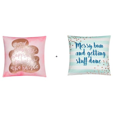 - 2 Pack Mainstays Good Things + Messy Bun 16