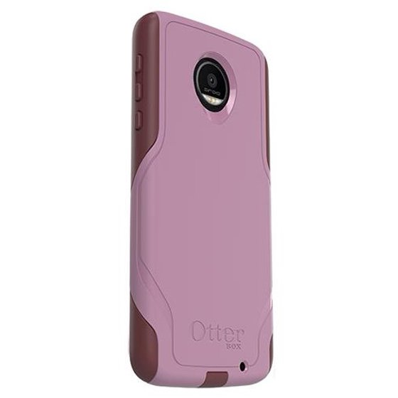 huge selection of d70cf 6c272 OtterBox Commuter Series Case for Motorola Moto Z Force Droid Edition -  Mauve Way