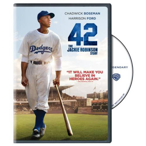 42 - The Jackie Robinson Story (With INSTAWATCH) (Widescreen)