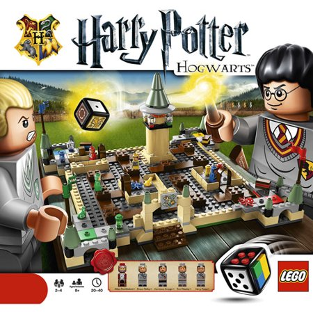 LEGO Games Systems Harry Potter Hogwarts (Lego Creator Board Game)