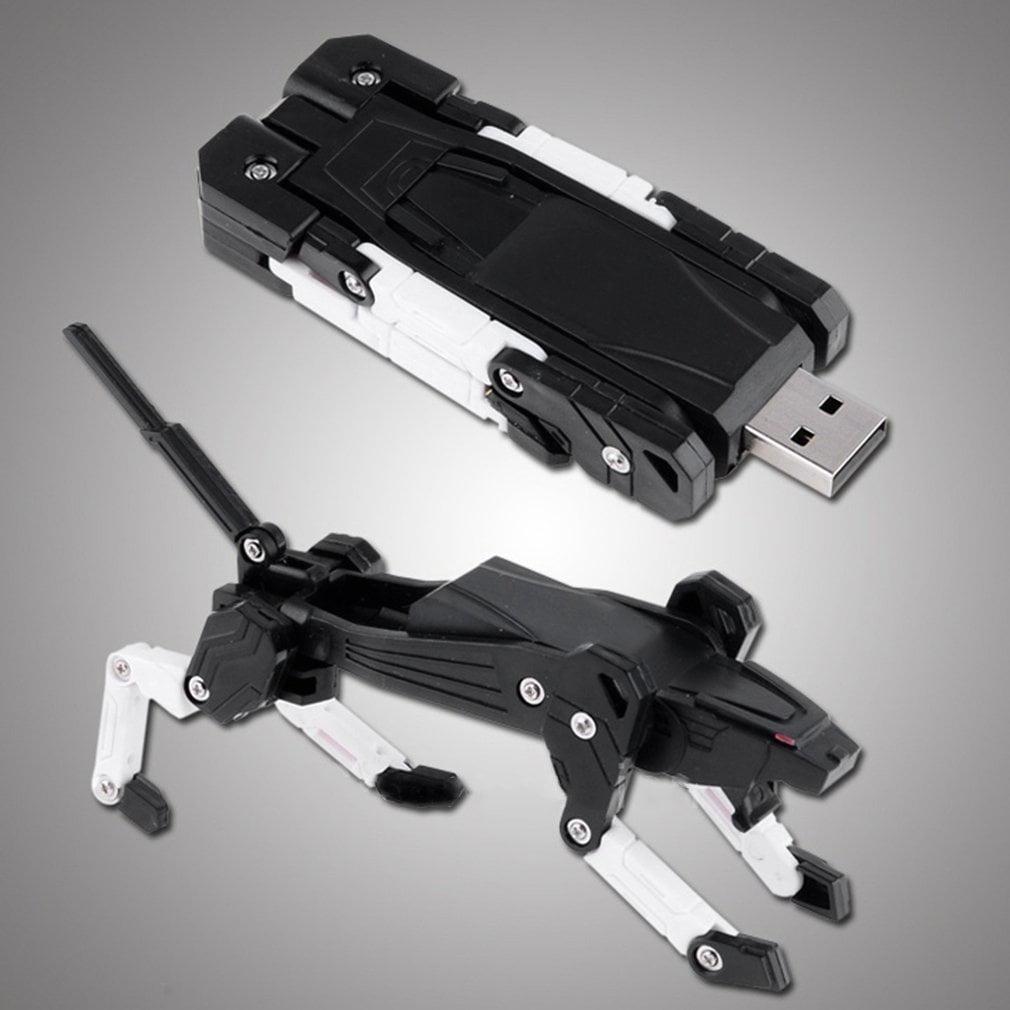 Robot Dog Model Design USB Flash Memory Drive U Disk 8GB 16GB Storage