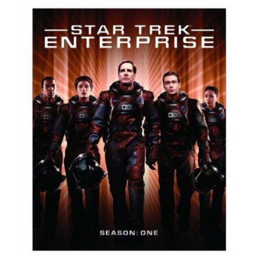 Star Trek: Enterprise - Season One (Blu-ray) (Widescreen)
