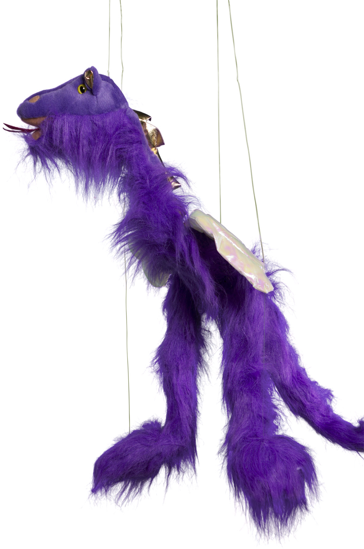 Sunny Toys 38 Pink Jingle Bird Marionette