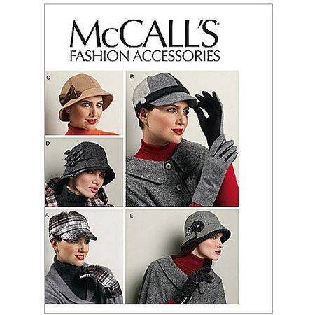 cb9524c0d2f McCall s Pattern Hats and Gloves
