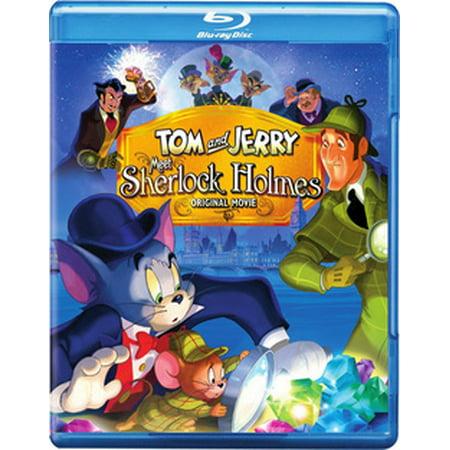 Tom & Jerry Meet Sherlock Holmes (Blu-ray)
