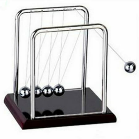 Newton's Cradle Balance Balls, Art in Motion Toys for Kids Adults, Science Physic Psychology Educational Kits](Science 4 Kids)
