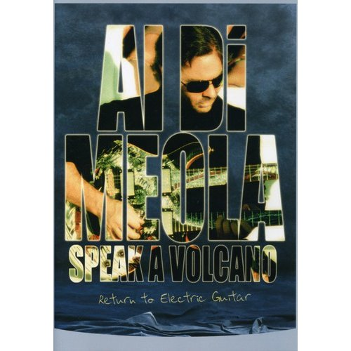 Al Dimeola: Speak A Volcano Return To Electric Guitar by INAKUSTIC
