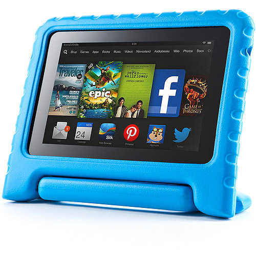 "i-Blason ArmorBox Kido Series for Kindle Fire HD 2013 7"" Case, Assorted Colors"