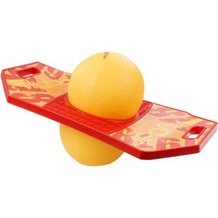 Pogo Trick Board  Red Sun