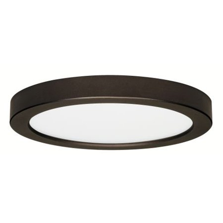 Nuvo Lighting S9338 Blink 1 Light LED Energy Star Flush Mount Ceiling Fixture - ()