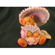 Cherished Teddies.......... Vanessa... You're My Shelter From The Storm, Released In 200, By Pricilla and Glenn Hillmans Cherished Teddies Collection