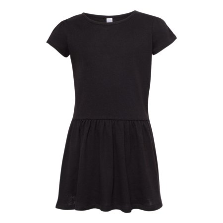 Jessica Rabbit Red Dress (Rabbit Skins - Infant Baby Rib Dress - Color - Black - Size -)