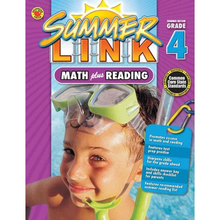 Summer Link Math Plus Reading  Summer Before Grade 4