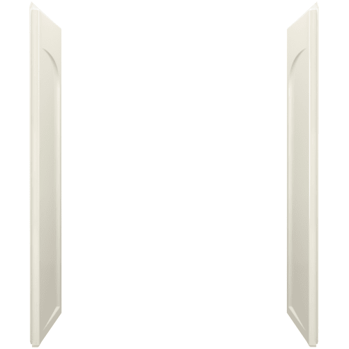 "Sterling 72185106 Ensemble 32"" Shower Wall End wall Set with Backer Boards"