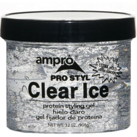 Clear Ice Protein Styling Gel, 32 - Clear Ice Protein Styling Gel