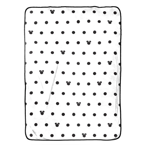 Disney Minnie Mouse Dots Blanket