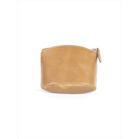 Scully H642-04-23 Hidesign By Scully Female Brown Small Coin Purse