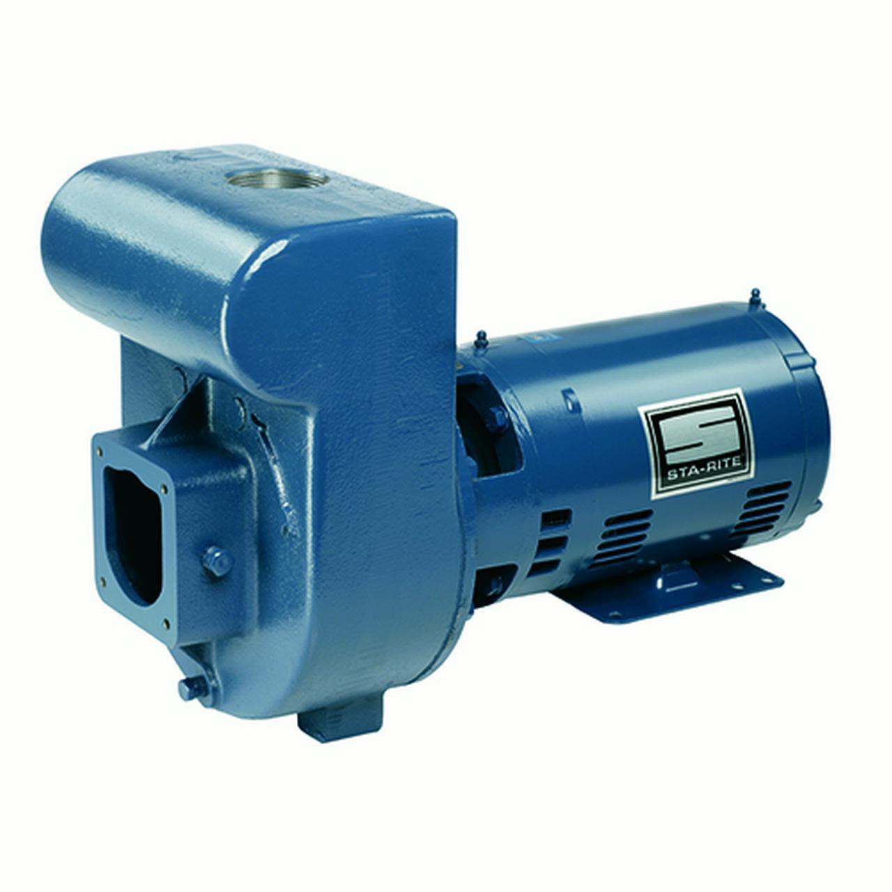 Pentair DMH3171 3HP 230/460V D-Series Medium Head Sta-Rit...