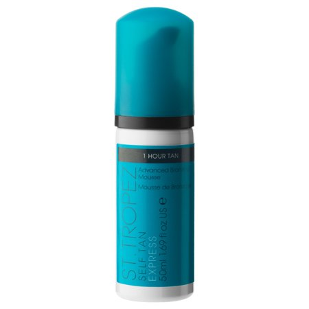 St. Tropez Self Tanner Express Advanced Bronzing Mousse, 1.69 Fl Oz