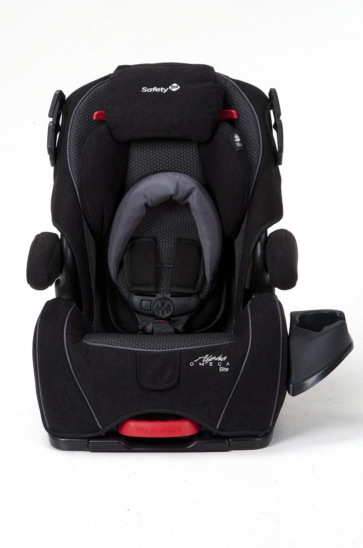 CC068NNA Safety 1st Alpha Omega Elite Convertible Car Seat Installation Video