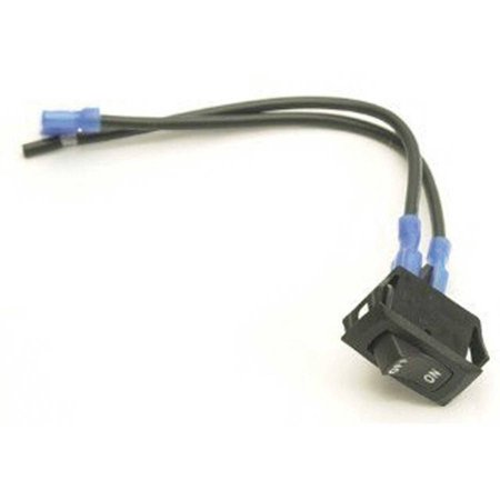 Water Heater Switch - Atwood 91092 Pilot Water Heater Replacement Parts - 110VAC On/Off Switch (6 Gallon)