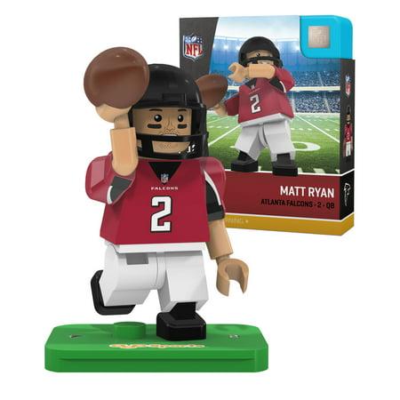 Atlanta Falcons Nfl Matt Ryan Oyo Mini Figure