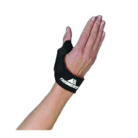 Thermoskin Flexible Thumb Splint - Beige - Left - Large