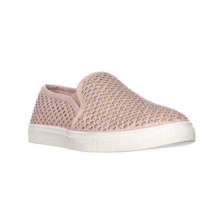 Bloch Glitter Shoes (Womens MG35 Eidyth Rhinestone Fashion Sneakers,)
