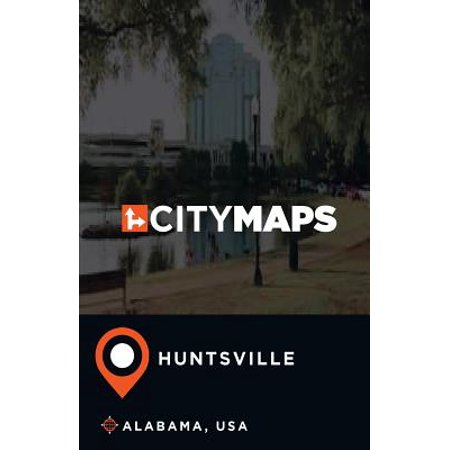 City Maps Huntsville Alabama, USA](Party City Huntsville)