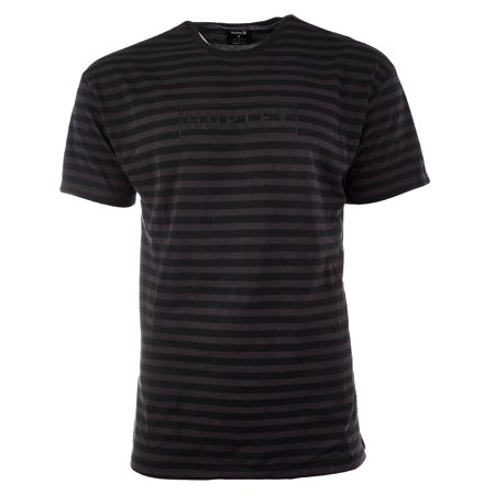 Hurley Black Shirt (Hurley Dri-FIT One And Only Shirt - Black - Mens -)