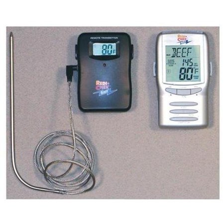 Maverick Redi Chek Et 72 Digital Thermometer Celsius  Fahrenheit Reading   For Oven  Et72