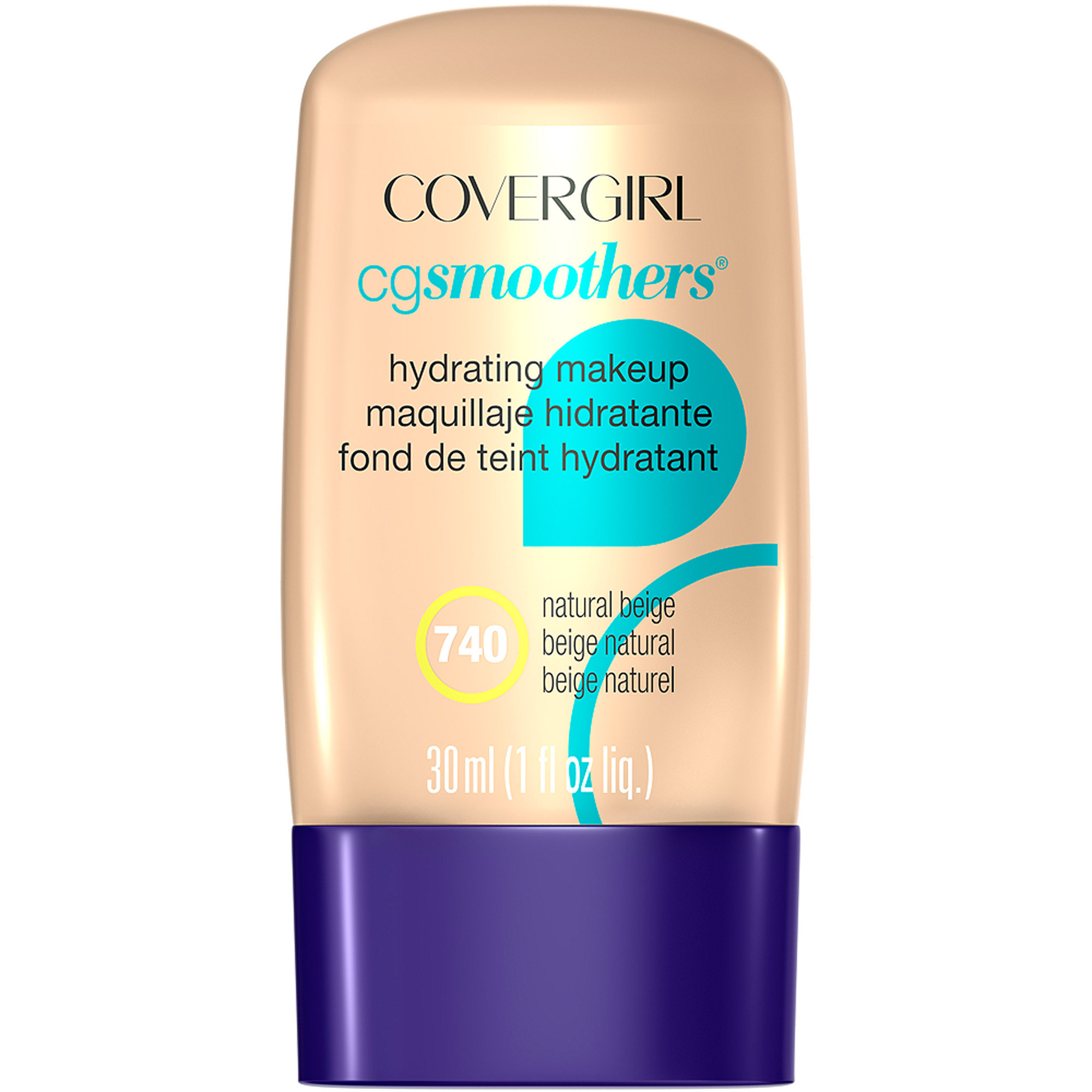 COVERGIRL Smoothers Liquid Makeup, 1 fl oz