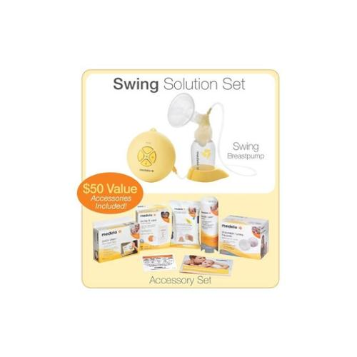 Medela Swing Solution Set - Breastpump