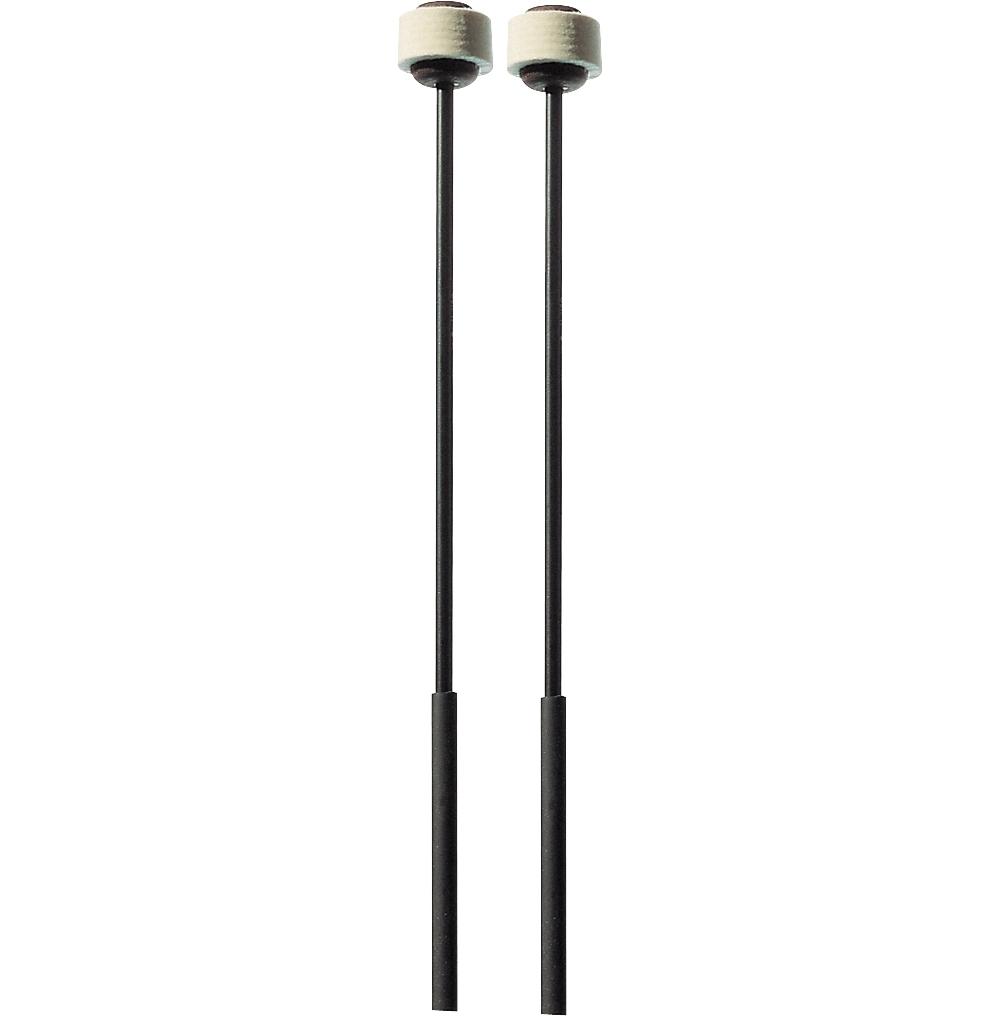 Sonor Wood Ball Felt Soprano Tenor-Alto Xylophone Mallets by Sonor