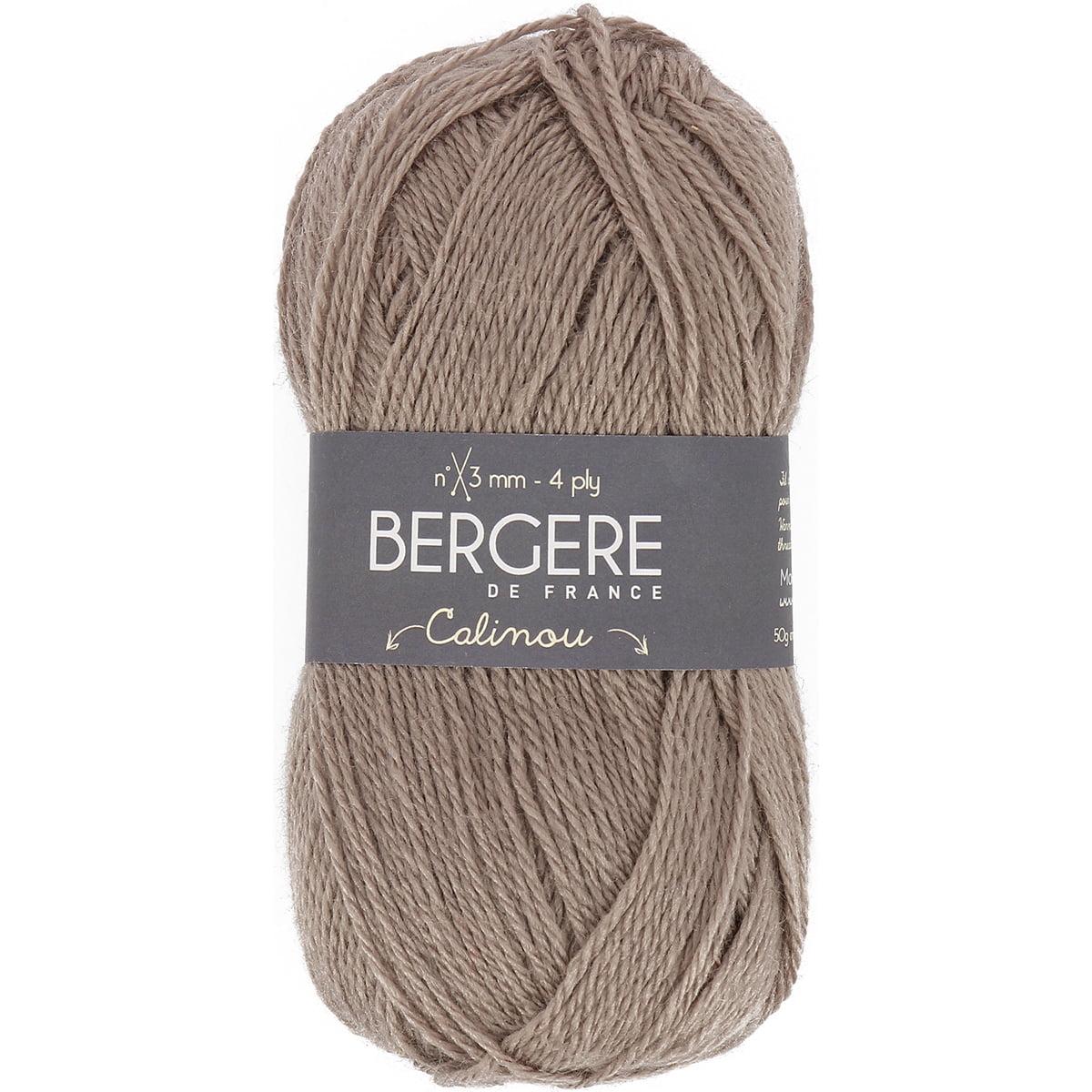 Bergere De France Calinou Yarn-Ourson