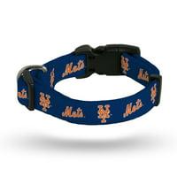 New York Mets Sparo Rugged Pet Collar