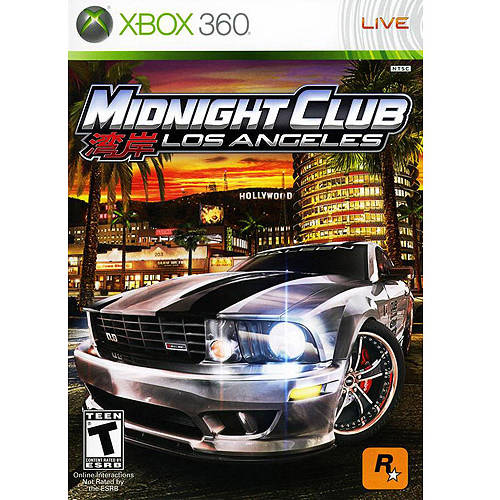 Midnight Club: Los Angeles (Xbox 360) - Pre-Owned